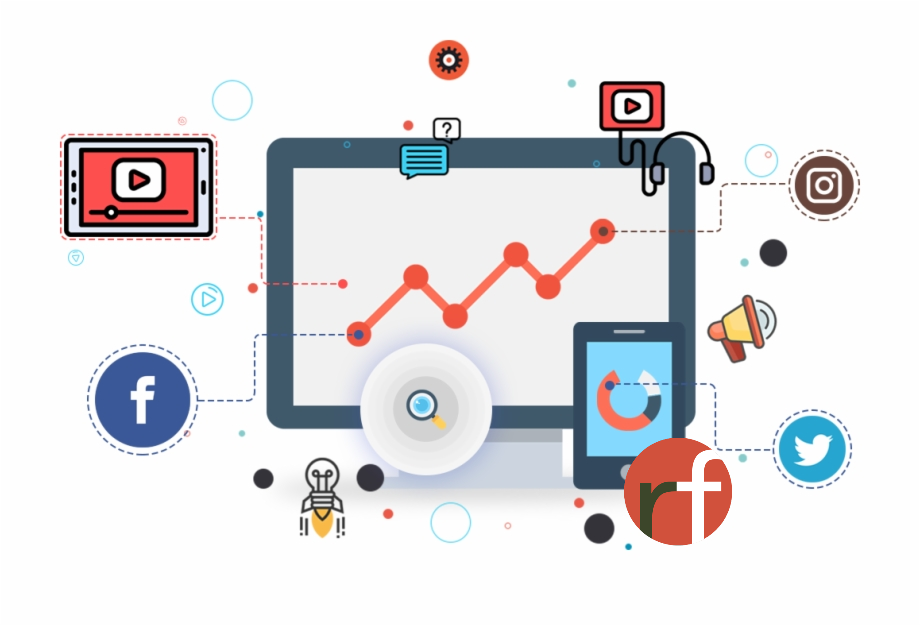 Digital Marketing Services By RealFollowersGuru
